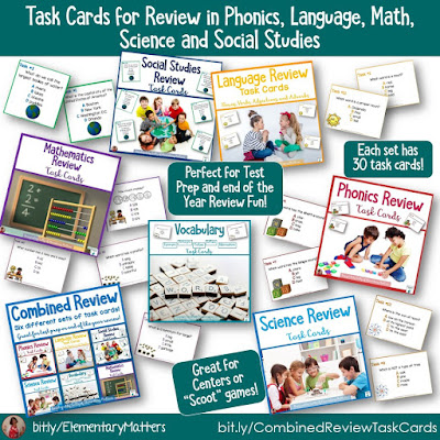 https://www.teacherspayteachers.com/Product/Task-Cards-for-Fun-Review-in-Phonics-Language-Math-Science-and-Social-Studies-251035?utm_source=Reviewing%20blog%20post&utm_campaign=Combined%20Review