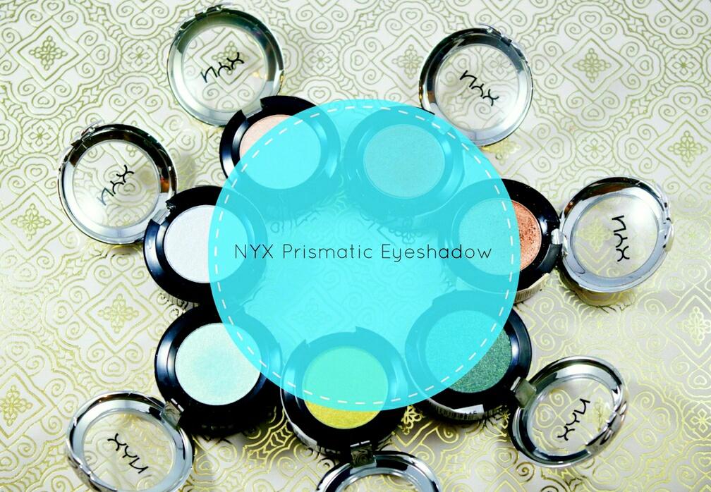 Nyx Prismatic Eyeshadow