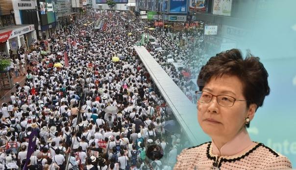 Chief Executive's Office Carrie Lam Mendapat Ancaman Pembunuhan