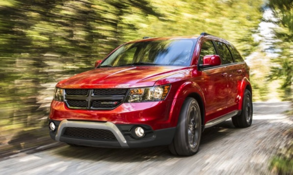 Dodge Journey Discontinue