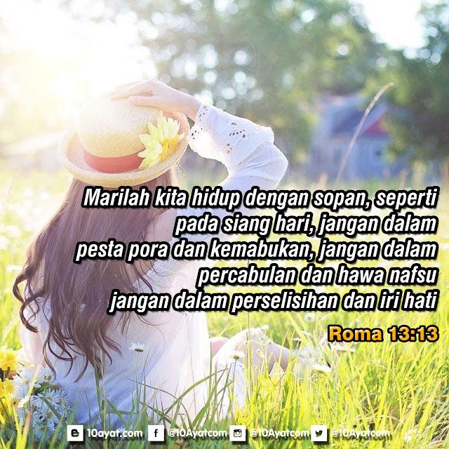 Roma 13:13