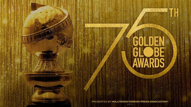 القائمة الكاملة للفائزين في حفل الغولدن غلوب 2018 Golden Globes النسخة 75