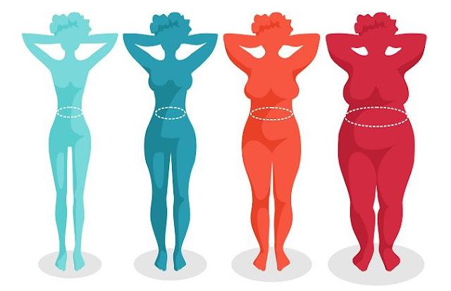 Como evitar el aumento de peso con el paso de los años
