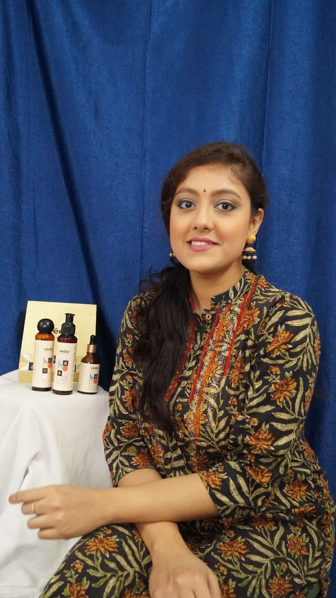 vedix review ayurvedic hair care