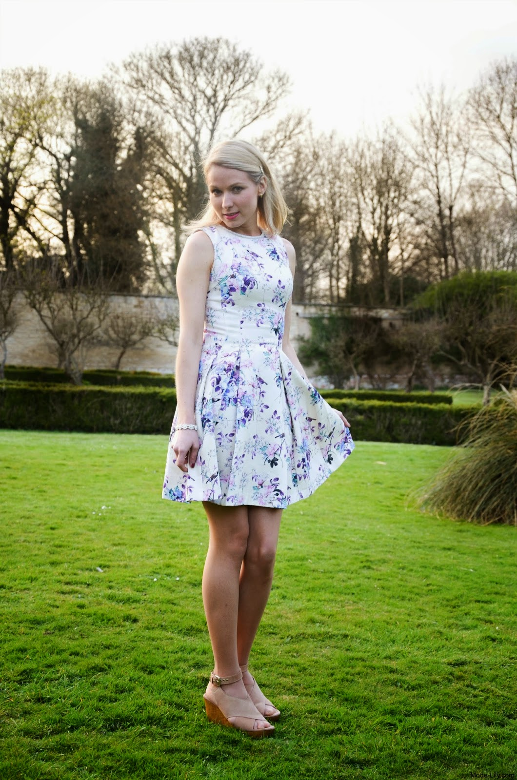Outfit Post The Darling Wedding Guest Dress Mode Lily