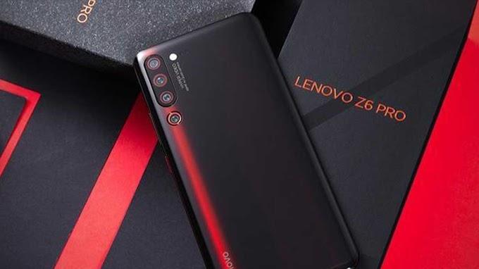 سعر ميزات وعيوب هاتف Lenovo Z6 Pro