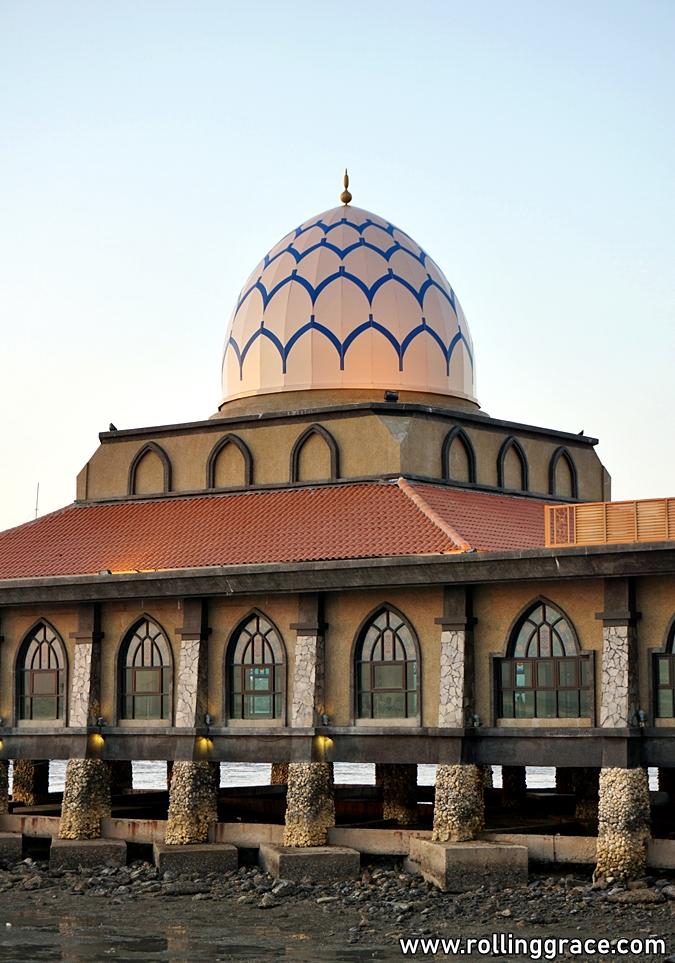 Masjid Al Hussain Kuala Perlis, Perlis