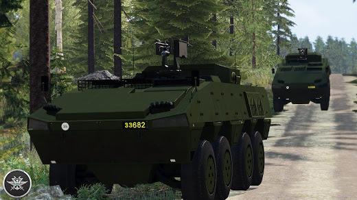 Arma3用スウェーデン軍MODのPatgb 360