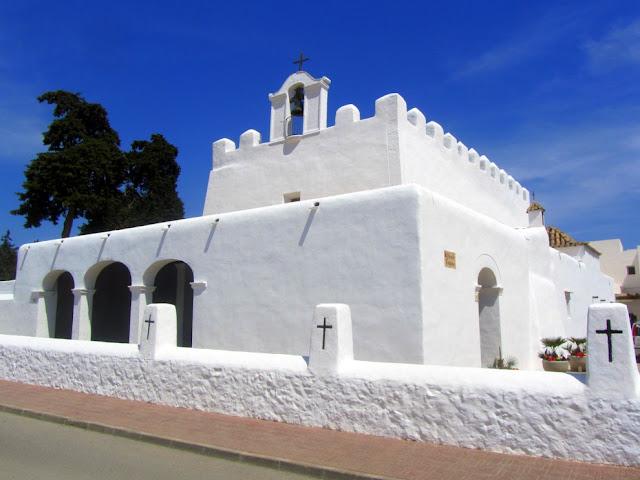 San Mateo de Albarca (Ibiza).