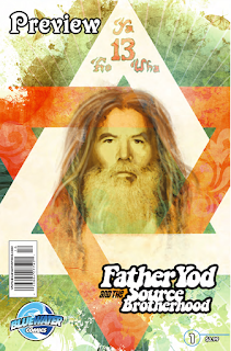 Father Yod and the Source Brotherhood - Cover