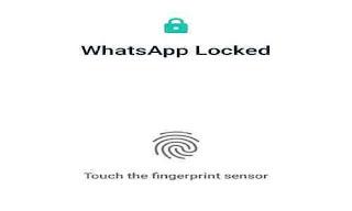 Cara Mengunci Whatsapp Dengan Fingerprint Tanpa Aplikasi pihak ke tiga