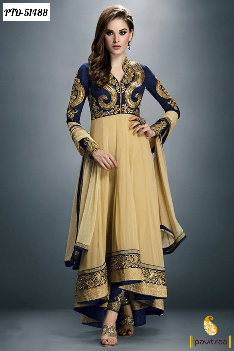 Designer Wedding And Party Wear Indian Punjabi Patiala Salwar ...