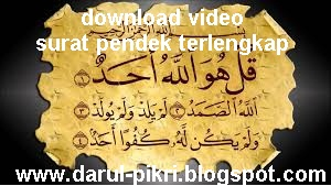 download video surat pendek terlengkap
