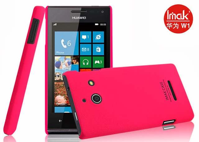 Huawei Ascend W1 Pink