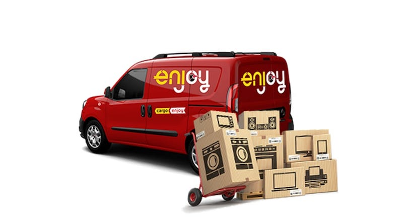 Rent Enjoy fleets for furnishing your home