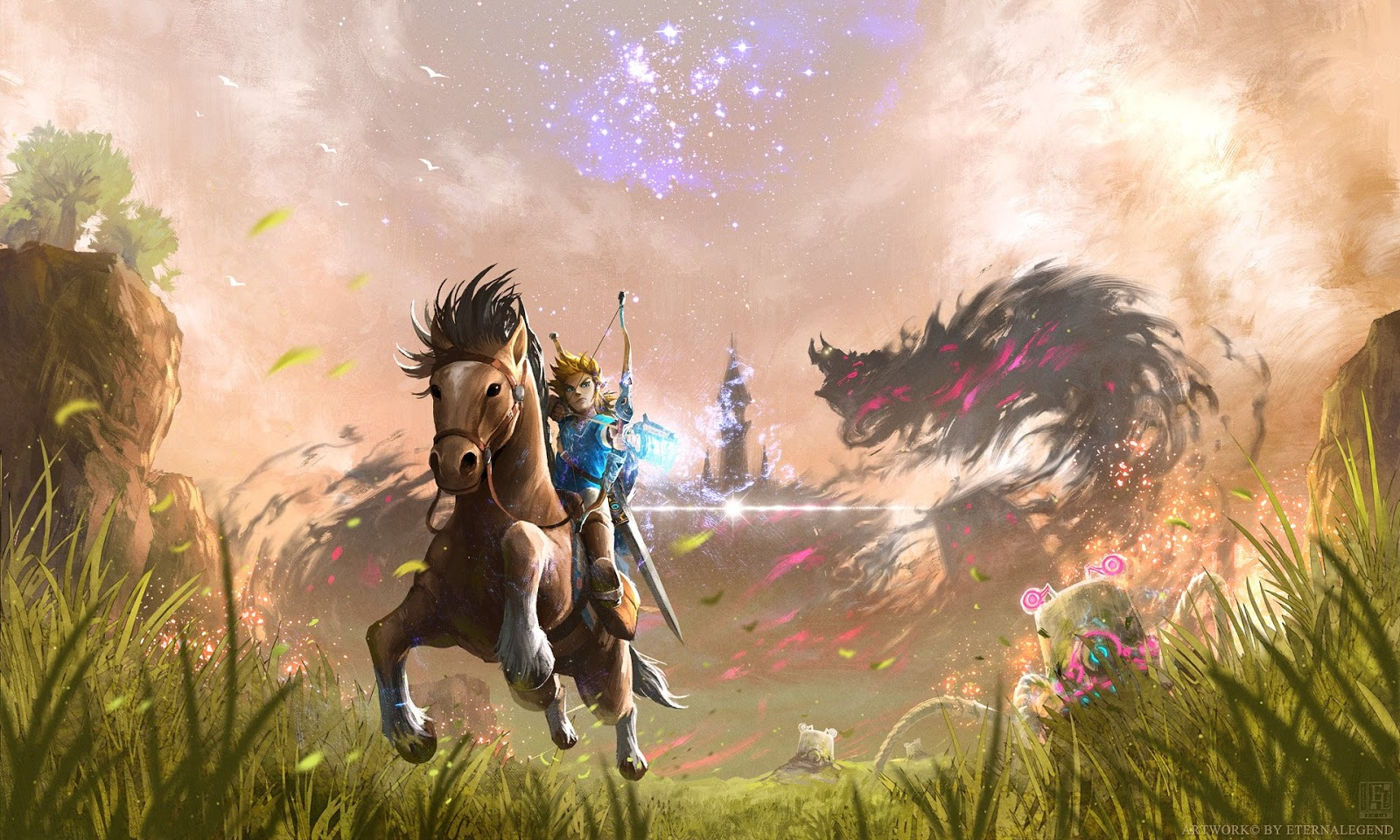 Zelda – Breath of the Wild (Wii U/Switch): 10 Dicas de Ouro - Nintendo Blast