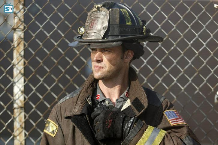 Chicago Fire - Episode 5.03 - Scorched Earth - Promo, Sneak Peeks, Interviews, Promotional Photos & Press Release