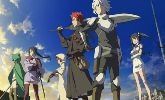 Is it wrong to try to pick up girls in a dungeon? III episode 2 tanggal rilis dan spoiler