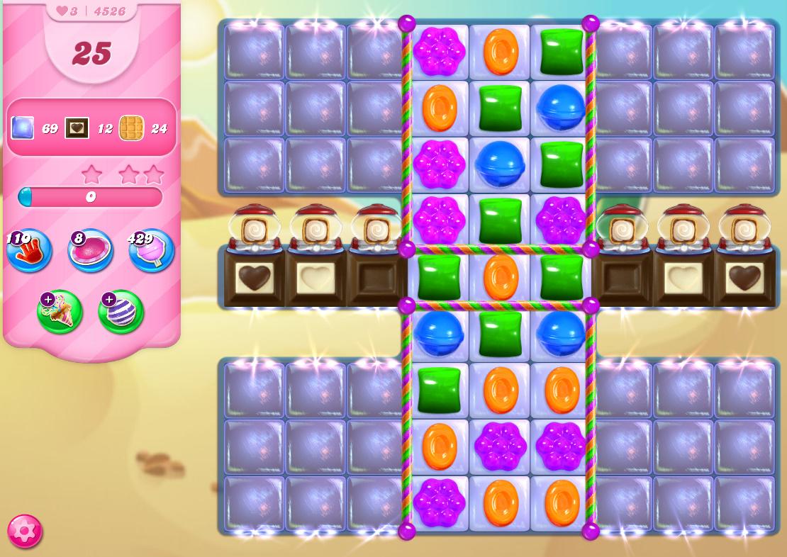 Candy Crush Saga level 4526
