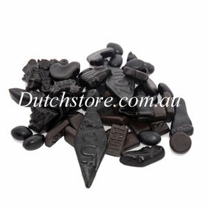 Dutch licorice Australia