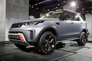 2019 Land Rover Discovery SVX: Caractéristiques, conception, moteur