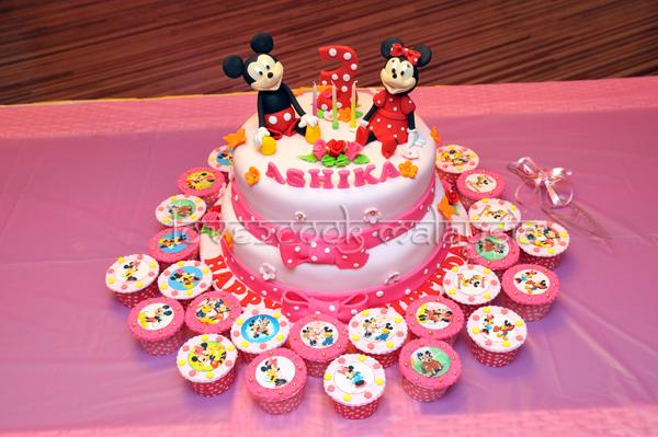 Love2cook Malaysia Ashika S 3rd Birthday Celebration