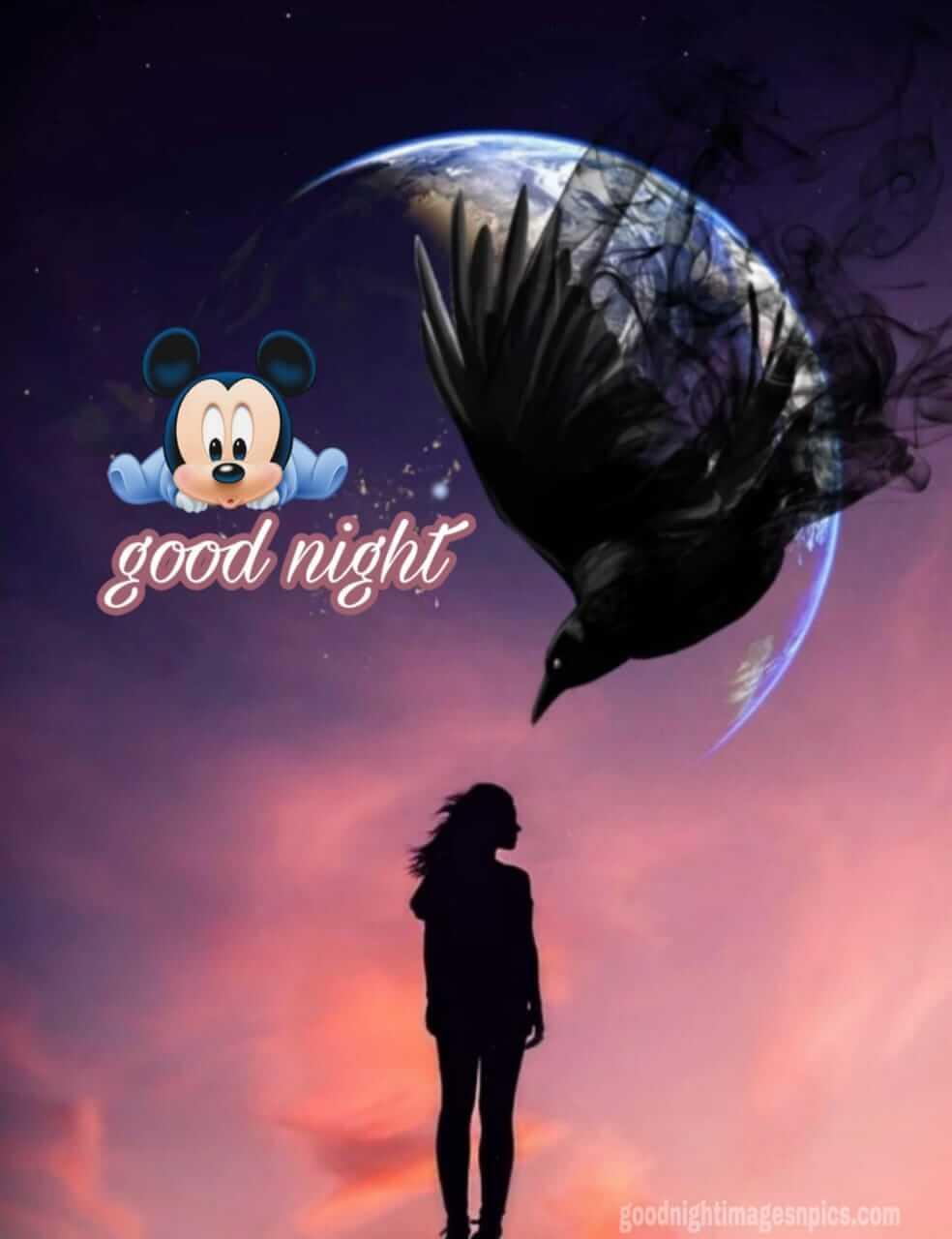 Good Night Photos For Love