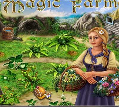 تحميل لعبة مزرعة السحر Magic Farm
