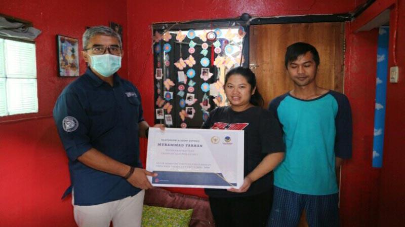Reses Terakhir Anggota DPR RI Muhammad Farhan di Kota Bandung