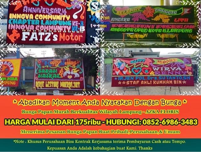 Azka Floris Murah Lampung