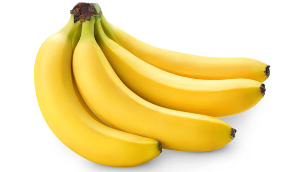 Banana contains about 400 milligrams of potassium