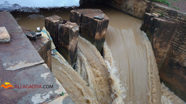 K.C Canal Ramachandrapuram Village