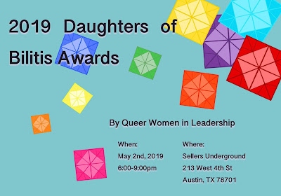Queer Women in Leadership Daughters of Bilitis Awards