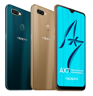 Download Firmware Oppo AX7 CPH1903