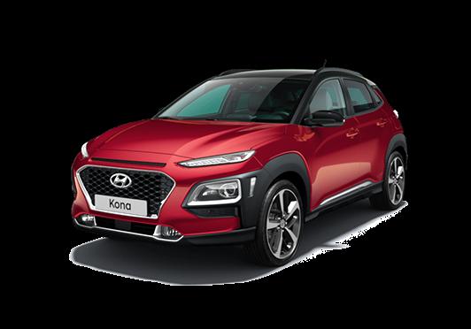 Hyundai Kona (2018) - Couleurs / Colors