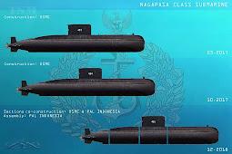 Teknologi Militer Indonesia : Kapal Selam KRI Ardadedali-404 Segera Diluncurkan