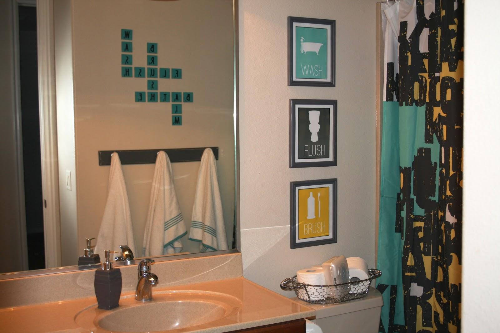 Larcie Bird The Boys Bathroom