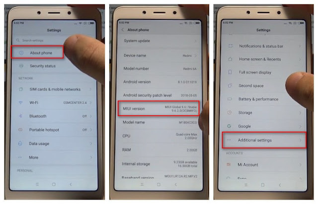 How to Enable USB Debugging on Xiaomi Redmi Phone?