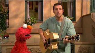 Adam Sandler sings Song About Elmo. Sesame Street The Best of Elmo 2