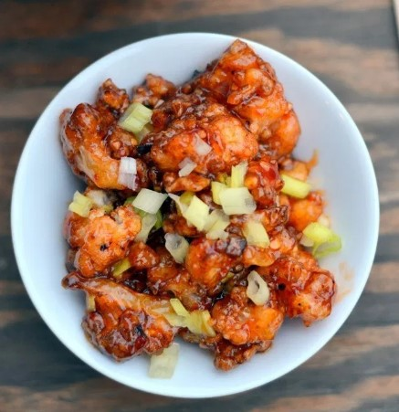 General Tso's Cauliflower