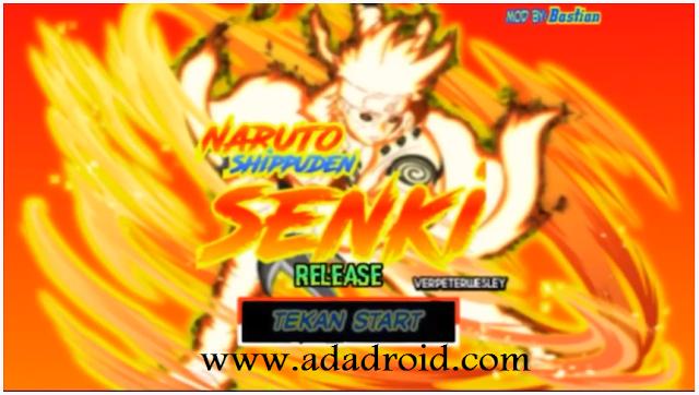 Naruto Senki Mod No CD Apk by Raziek