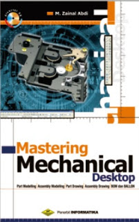 MASTERING MECHANICAL DESKTOP