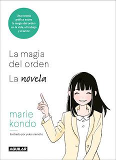 "Manga: El libro ""La magia del Orden"" de Marie Kondo pasa a formato manga"