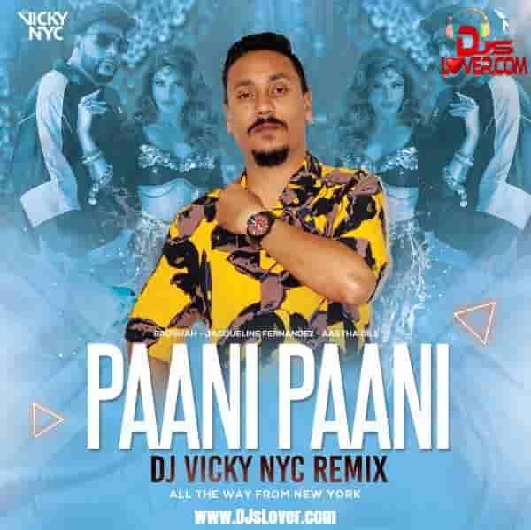 Paani Paani Remix DJ Vicky NYC mp3 download