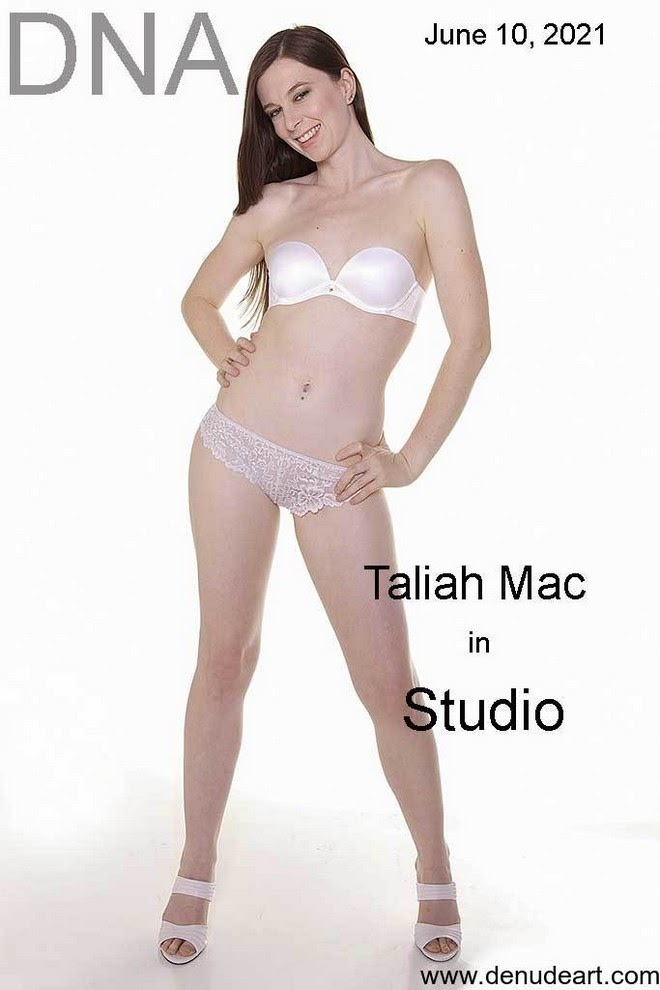 [DeNudeArt] Taliah Mac - Studio denudeart 07020