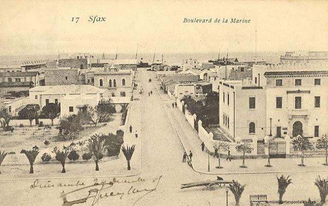 صور تونس أيام زمان - مدينة صفاقس