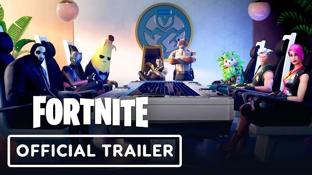 Fortnite Chapter 2 - Season 2 - Top Secret Launch Trailer