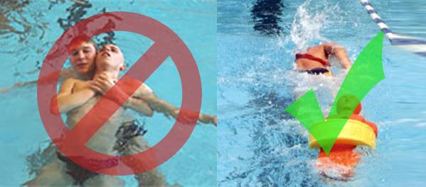 nouvelle méthode de remorquage en sauvetage aquatique lié au covid-19