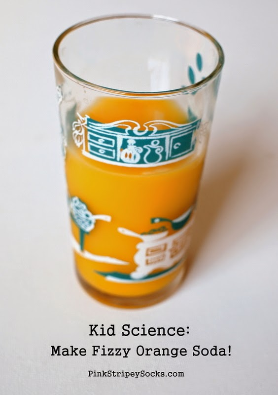 Make orange soda