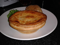 Steak & Ale Brampton Pie